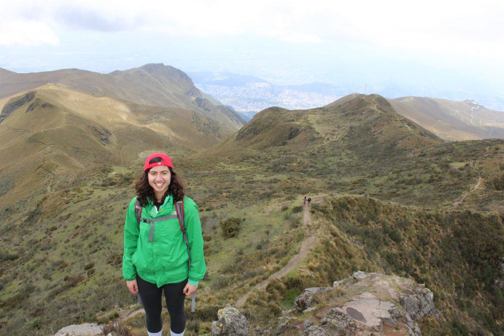 Ecuador Hike